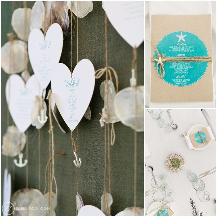 #Beach #Wedding #Stationery #Table #Decor #SecretDiary #ZaraZoo #Photography
