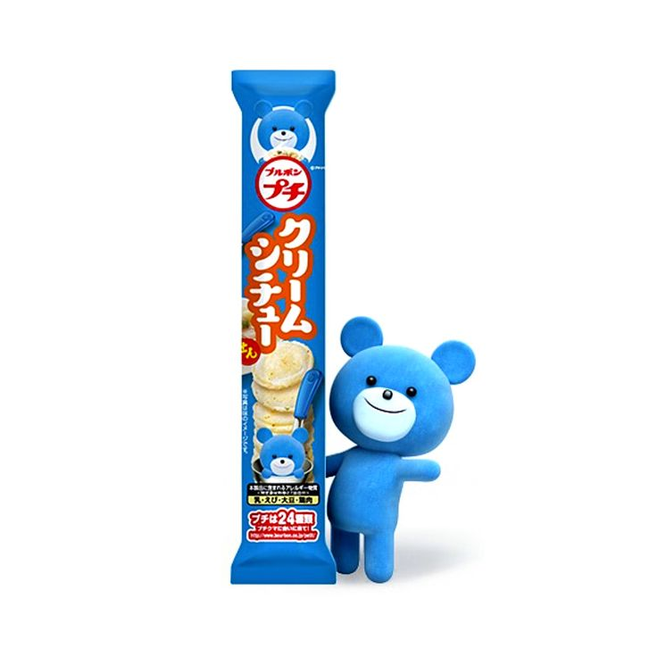 Bourbon's Petit Series is one of the most popular and fun Japanese snack products. This product is Petit Cream Stew Cracker, a perfect choice for morning and afternoon tea!Each product of the Petit Series is supportedby a different Petit Bear - See StewPetit Bear so cutely smiles at youon the package (*the bear is not part of this product)!Enjoy your petit afternoon tea adventure with Bourbon Petit Cream Stew Cracker.  Producer:Bourbon ブルボン Country of Production: Japan Amount: 38g…