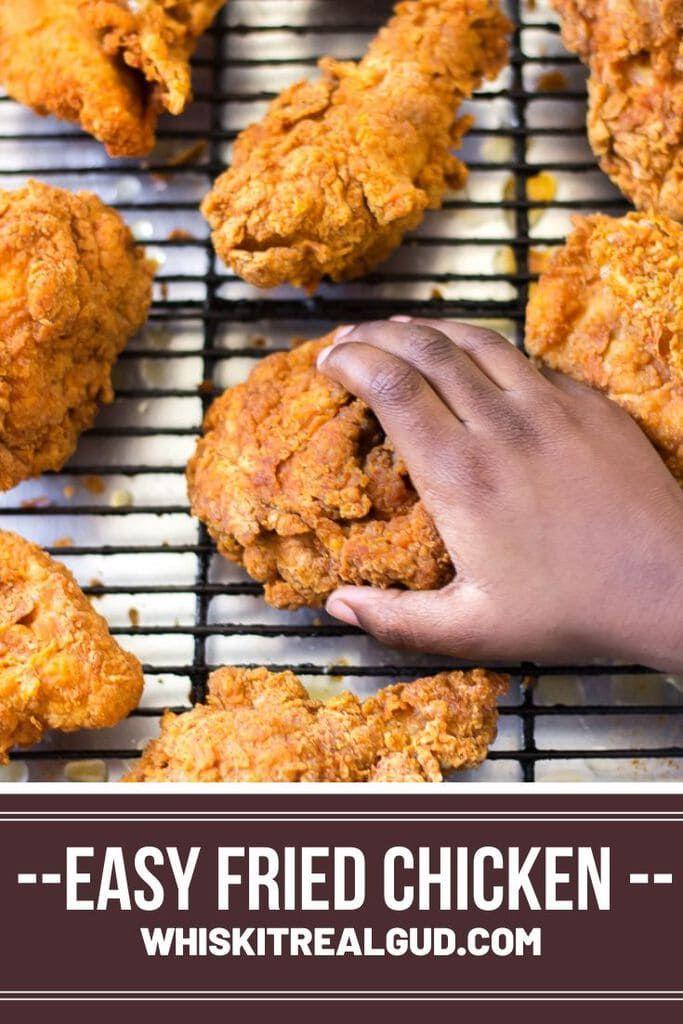 Fried Chicken Recipe Recipe Fried Chicken Recipes Recipes Easy Fried Chicken