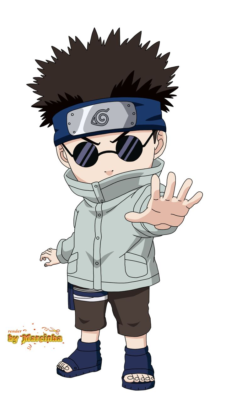 Render Chibi Shino by Marcinha20
