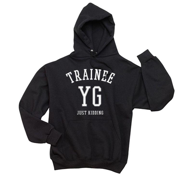 YG Trainee Hoodie