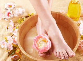 5 receitas de escalda-pés para relaxar                                                                                                                                                                                 Mais