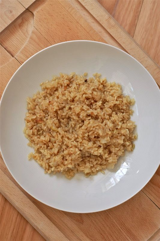 Wandering Spice: How To Make The Best Brown Rice Ever, In A Pressure Cooker