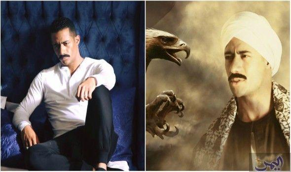 محمد رمضان يسعى للانتهاء من مسلسل Art Fictional Characters Character