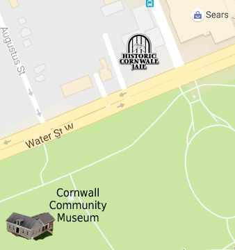 The Museumis open 10:00 to 4:00, Wednesday to Sunday. Cornwall community museum