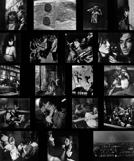 """Ed van der Elsken, Love on the Left Bank, a young Dutch photographer, stalked his prey for many months along the boulevards, in the cafés and under the shadow of prison walls. Whatever may happen in real life to Ann and her Mexican lover, their strange youth will be preserved 'alive' in this book for many years."""""""