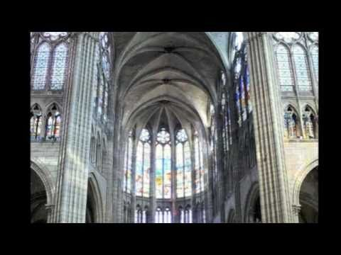 Basilique de Saint Denis (Basilica of Saint Denis) - YouTube Video