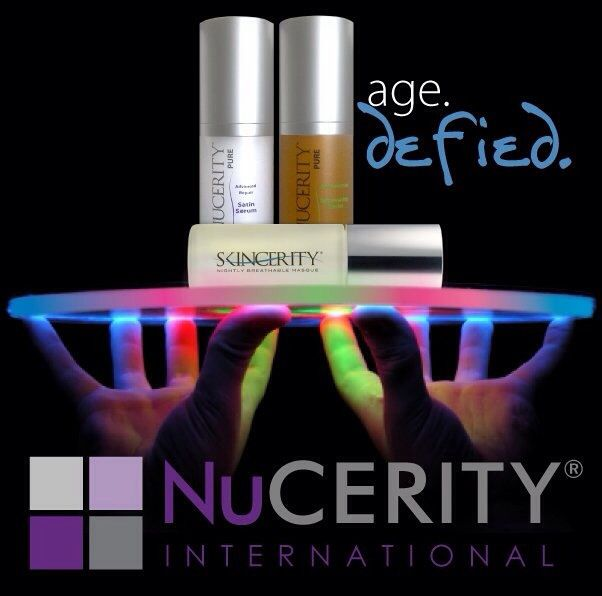 NuCerity International's flagship skin care product