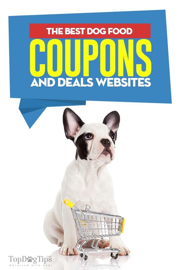 20 Dog Food Coupon Sites To Help You Save Dog Food Coupons Dog