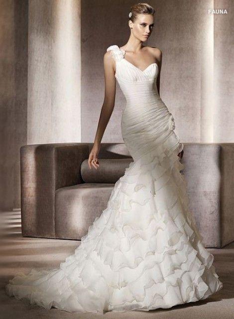 Abiti da sposa spagnoli 2012