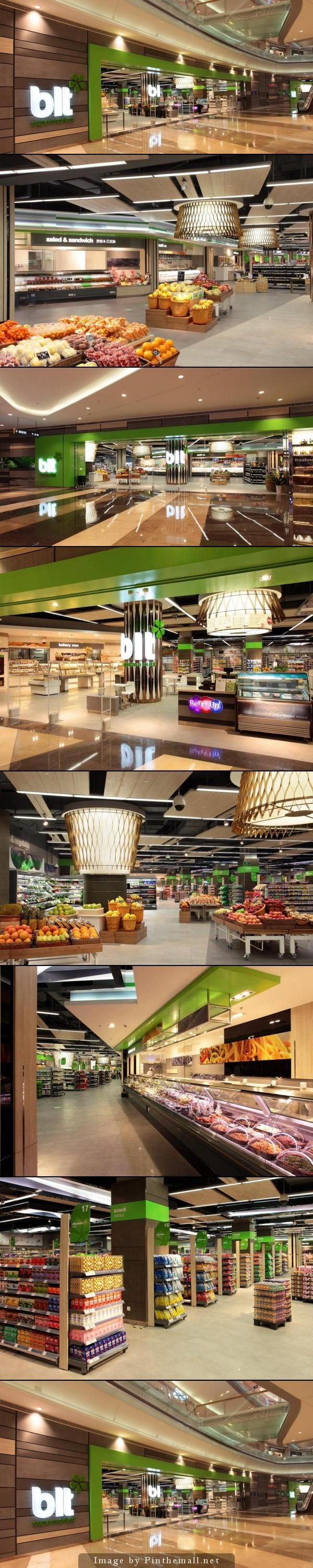 blt* supermarket, kk mall, shenzhen