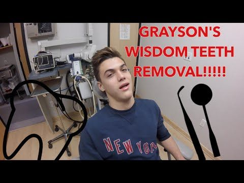 GRAYSON GETS HIS WISDOM TEETH REMOVED!!!!! // DOLAN TWINS- Since Grayson's so unhappy that he' single I'll be his girlfriend for a week. He was not ok but then I imagine myself if I got them out.