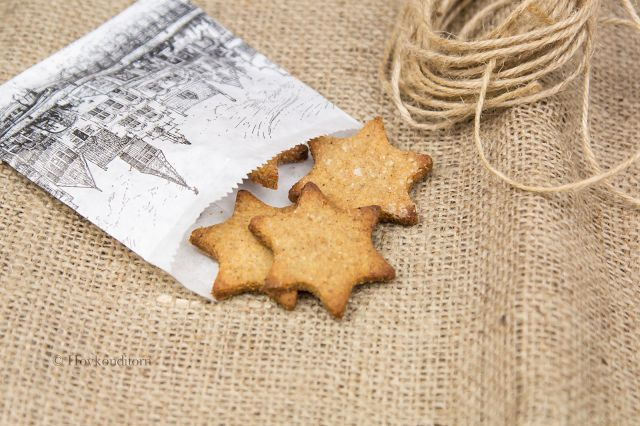 Gluten-Free and Sugar-Free Gingerbread Cookies