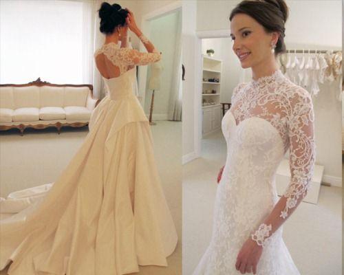 Vestidos de Noiva deslumbrantes - Noivinhas de Luxo