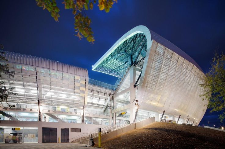 HOW IT'S MADE: CLUJ ARENA STADIUM with stories by Dico si Tiganas, Hunter Douglas and Alumil S.A