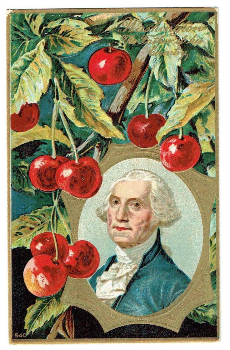 Mejores 76 imágenes de GEORGE WASHINGTON POSTCARDS & MORE en ...