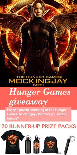 Win a Private Screening of The Hunger Games: Mockingjay! #movies #competition