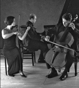 Gryphon Trio - December 6, 2013