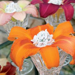Stuffed Daylilies