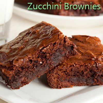 Easy. Healthy. Tasty: Zucchini Brownies. Your kids will love this healthy treat! #whatsfordessert #baking #recipes #healthy #kids