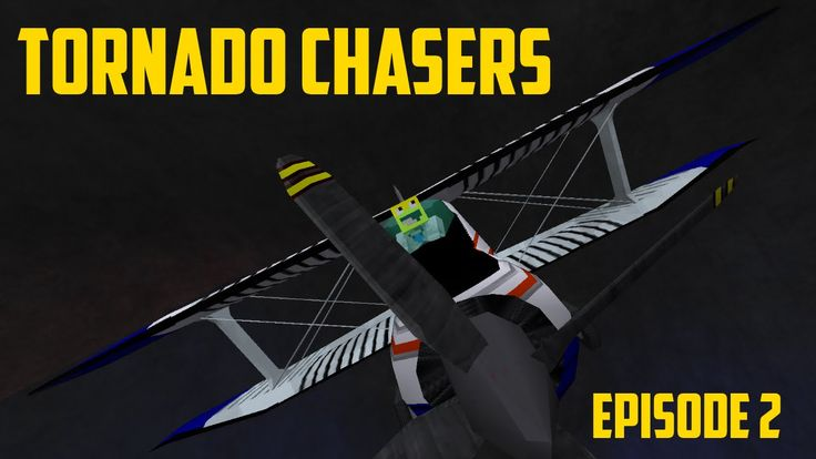 Minecraft The Tornado Chasers Series~ Episode 2