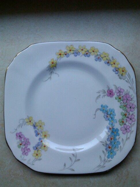 Tuscan plate.