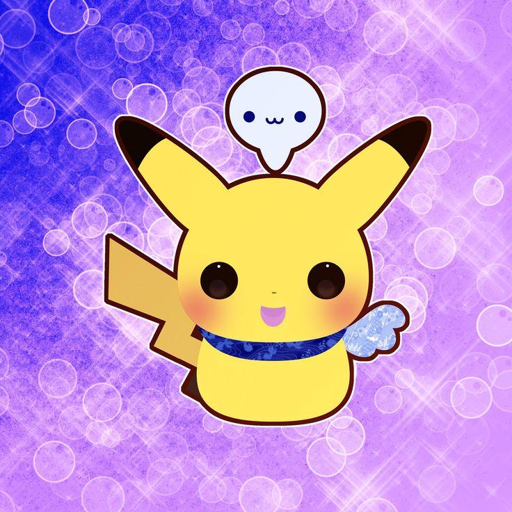 Imagenes de pikachu tierno - Imagui