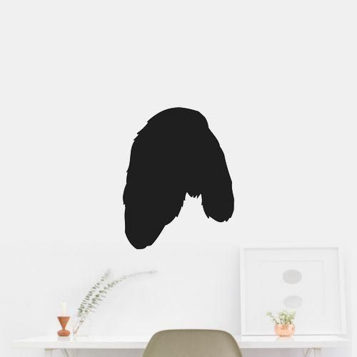 English Cocker Spaniel Dog Puppy Breed Silhouette Wall Car Vinyl Decal Sticker. OUTDOOR VINYL MATERIAL SPECS: 5 - YEAR WEATHER RESISTANT OUTDOOR VINYLOutdoor Durability: 5 years (3 years gold and silver) when properly applied (vertical exposure (90°± 10°), unprinted film). Warranty coverage is defined as no appreciable deterioration in the product. Cracking, crazing, blistering or loss of adhesion constitutes a breach of warranty if it occurs during the stated life of the product…