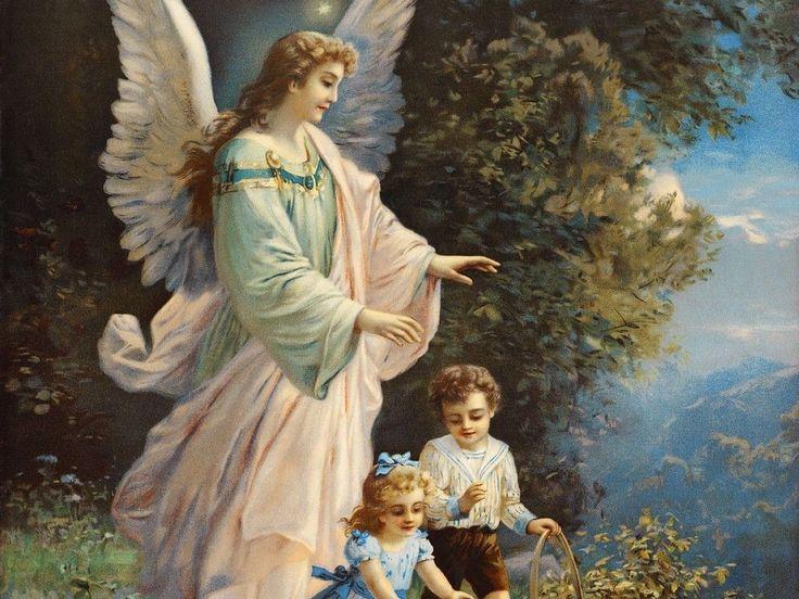 Angel Wallpaper - Angels Wallpaper (6102878) - Fanpop
