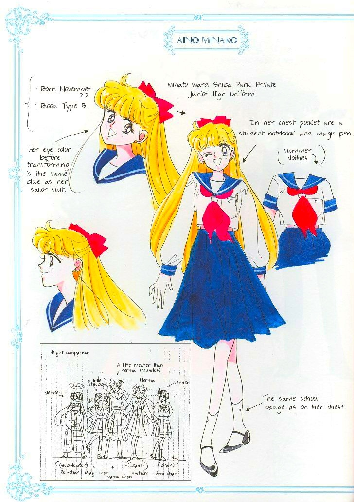 Character Design Challenge Sailor Moon : Best images about she is the one named sailor moon on