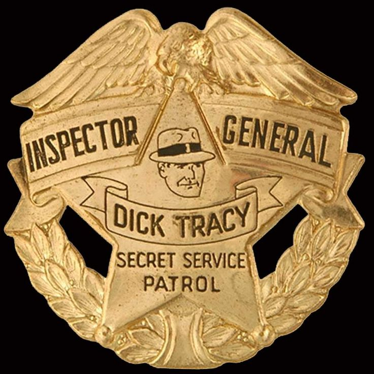 173 Best Dick Tracy Images On Pinterest
