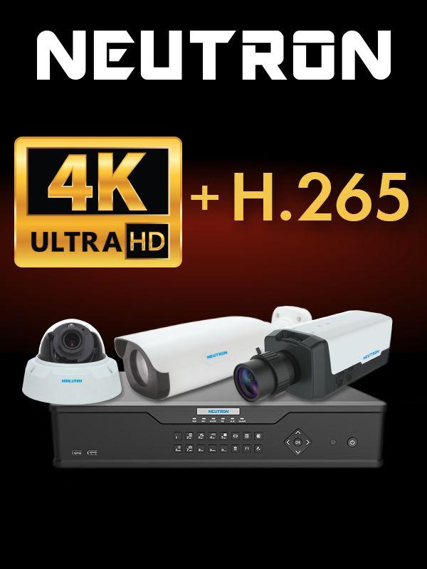Neutron 4K IP Kameralar