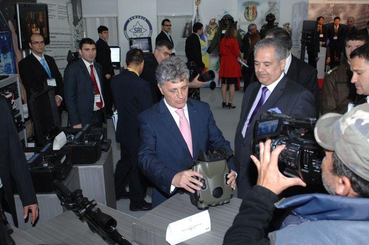 Standul Serviciului Român de Informații