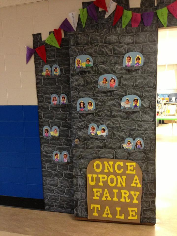 Fairy Tales door decoration