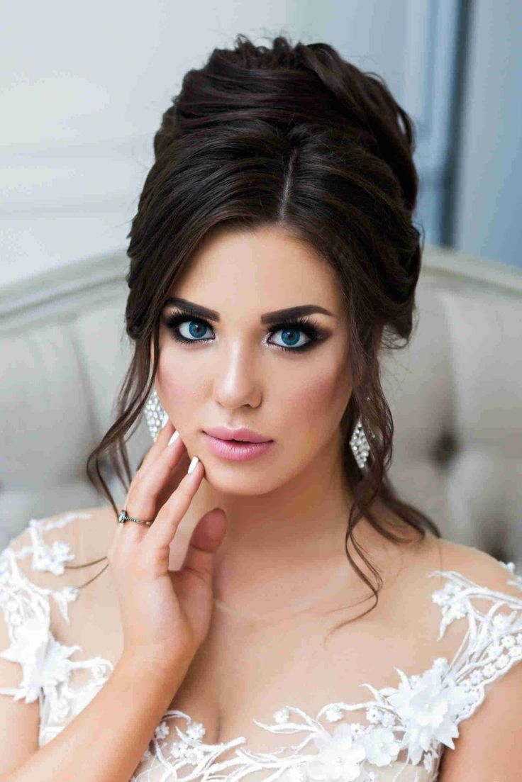 88 Natural Wedding Makeup Looks For Brides