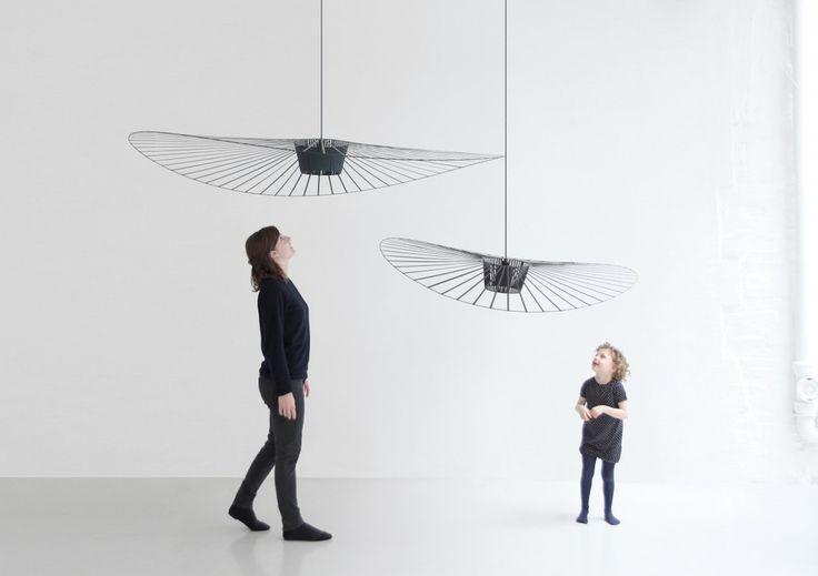 Lámpara Vértigo todo un clásico contemporáneo. Once estancias inspiradoras