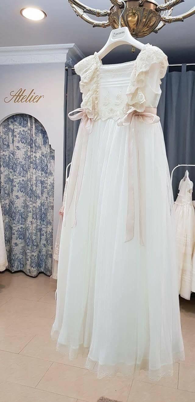 vestidos de novia ni�a