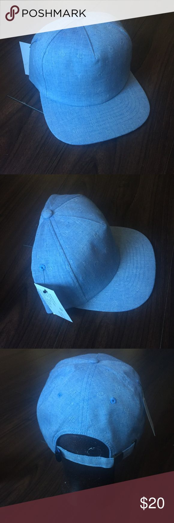 Light Blue Baseball Cap Light Blue Street Wear Baseball Hat! Fully adjustable and on trend ✌️️ not PacSun - tagged for exposure and good vibes! Beautiful Giant/Oaks brand! High quality and ready to rock for spring/summer! PacSun Accessories Hats