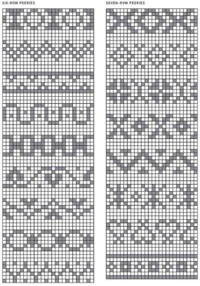 Best 25+ Fair isle pattern ideas on Pinterest   Fair isle chart ...
