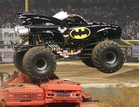 mean monster trucks | Nine Highly Badass Monster Truck Videos