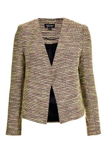 Professionelle: Darcy Boucle Jacket