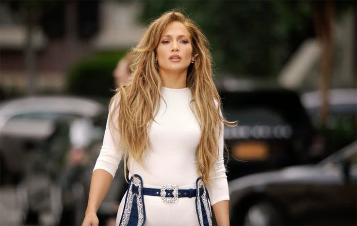 Watch Jennifer Lopez Nail 6 Completely Different Hairstyles In The 'Ain't Your Mama' Video - SELF