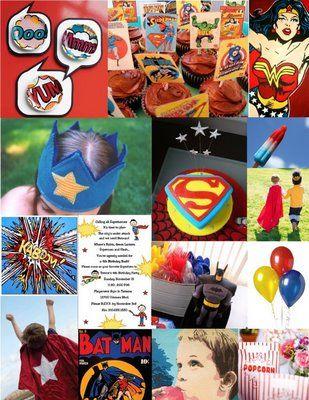 Superhero party: Kids Parties, Superhero Birthday, Birthday Parties, Parties Boards, Superhero Party, Superhero Parties, Superheroes, Parties Ideas, Super Heroes Parties