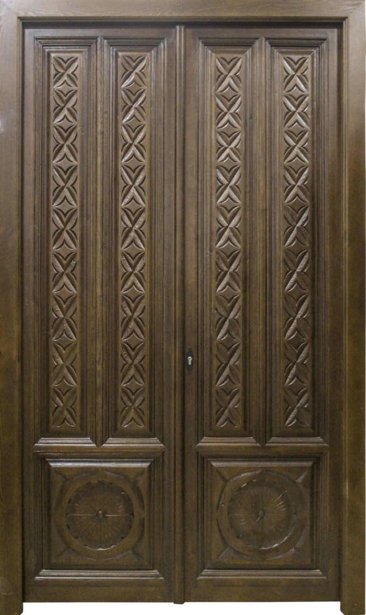 AC-220 - Conely | Puertas de madera, metal y forja, rústicas, artesanales. Decoración.