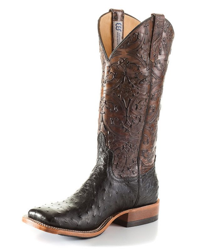 Stock Boots – Anderson Bean Boot Company