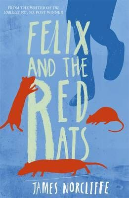 2014 junior Fiction finalist: When David's uncle comes to visit he sets off a bizarre series of events. Things become complicated when the pet rats turn bright red. David senses that somehow the red rats are connected to the story he is reading, and he becomes more convinced when the colour red becomes contagious...