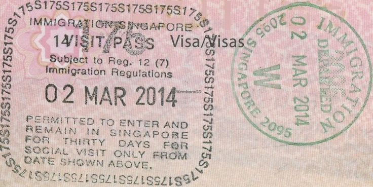 Singapore Visa Requirements From Pakistan – HF Tours