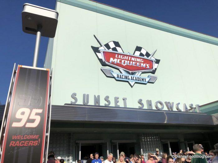 New Disney World Attraction Lightning Mcqueen S Racing Academy Is Now Open In Disney S Hol Hollywood Studios Disney Disney World Attractions Hollywood Studios