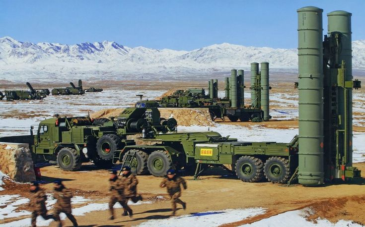 S-400 Russia's business daily Vedomosti reported last November that Moscow was inthe process ofselling S-400 anti-aircraft missiles toChina. The news wa - i-HLS