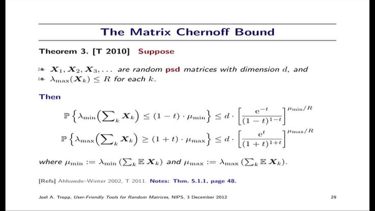 random matrix theory thesis